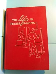 The Life in Figure Drawing by Len Watson (1950)