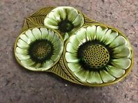 Vintage Mid Century Centerpiece Or Serving Dish-Made In California-No 6438