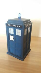 Doctor Who Flight Control Tardis with light and sound