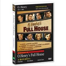 O. Henry's Full House DVD (Sealed) ~ Charles Laughton
