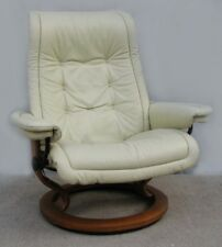 Ekornes Stressless Leather Recliner Chair LARGE : ekornes stressless recliner ebay - islam-shia.org