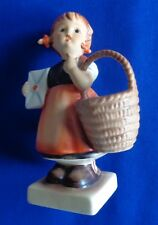 "New ListingHummel Goebel 4 1/2"" figurine ""Meditation"" 13/2/0 Tmk-6 1962"