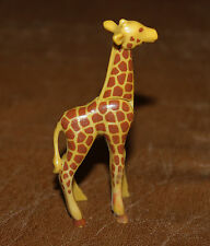 Playmobil animal bébé girafe girafon 4081 4009 ref nn
