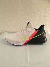 FREE SHIP! NEW Sz 11 Nike Zoom Infinity Tour Crimson White Koepka Golf Shoes