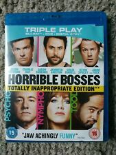 Horrible Bosses Totally Inappropriate Edition (Blu-ray, 2011, 2-Disc Set)