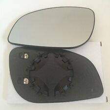 Vauxhall Vectra 02-09/ Signum 03/08 Left Side Wing Mirror Glass & Backing Plate