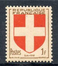 TIMBRE FRANCE NEUF N° 836 ** BLASON SAVOIE