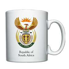 Coat of Arms of South Africa  -  Personalised Mug