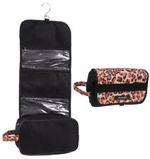Tough-1 Heavy Poly Roll Up Accessory Bag/Case  --LEOPARD Print  --NWT