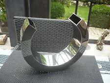 Philippi Design Omega Vase - Neu Edelstahl Sonderangebot  149001 Geschenk TOP