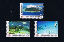 Cook Islands Marine Park Marine Life Stamp Set