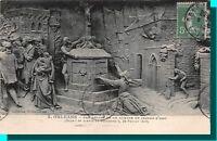CPA 45 - Orléans bajo Relieve la Estatua de Juana de Arco
