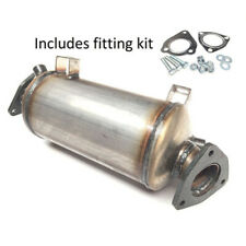 FITS AUDI A4 A6 (2004-2009) DPF DIESEL PARTICULATE EXHAUST FILTER + FITTING KIT