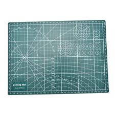 PVC Cutting Mat A4 Durable Self-Healing Cut Pad Patchwork Tool Handmade BDAU