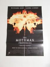 "Filmposter - "" The Mothman Prophecies "" -- Poster ( 84 x 60 ) gefaltet"