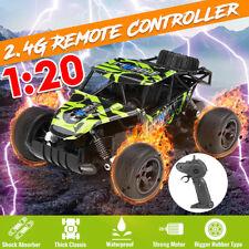 48km/h RC  Offroad Rennen Monster Truck Spielzeug Metall Ferngesteuert