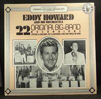 Eddy Howard And His Orchestra – 22 Original Big-Band Recordings (HSR-405)