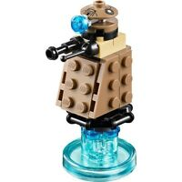 LEGO DALEK Minifigure + Game Tag Split from Dr Who 71238 NEW