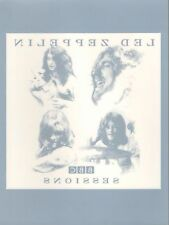 Led Zeppelin, Bbc Sessions ; Promo Window Sticker