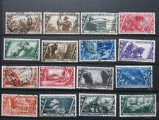 1932 REGNO FRANCOBOLLI MARCIA SU ROMA SERIETTA CON ESPRESSO,  2,55 E 2,75 . USA