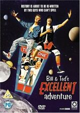 Bill and Teds Excellent Adventure [DVD]