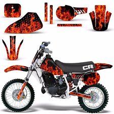 Graphic Kit Honda CR 60 R MX Dirt Pit Bike Decals Sticker Wrap CR60 84-85 ICE O