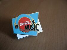 """PINS """"COCA COLA MUSIC"""" (PINS MUSICAL / PILE HS)"""