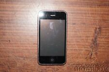 Used & Untested Apple iPhone 3G Black Model A1241 MB046LL/A For Parts/Repairs