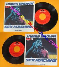 LP 45 7'' JAMES BROWN Sex Machine 1970 germany POLYDOR 2001 071 no cd mc dvd