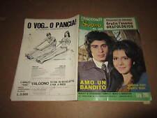 FOTOROMANZO I RACCONTI DI SOGNO N°82 ANNO 1972 GABRIELLA STOTT ROBERTO MURA