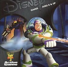 Disney Pixar Toy Story 2 Action Game PC CD