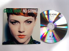 CHLOE HOWL - NO STRINGS - MEGA RARE FRENCH REMIX PROMO CD
