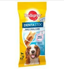 Pedigree Dentastix Daily Oral Care Treat for Medium Dogs - 180g