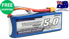 Turnigy Heavy Duty 5000mAh 4S 40C Lipo Pack w/ XT-90 RC RACE CARS Drift Truggy