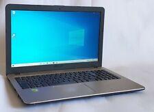 "Notebook portatile ASUS F541UV Intel Core i7 6th 8GB RAM NVIDIA 15.6"" HDD 500GB"