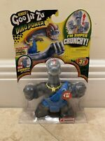 Heroes of Goo Jit Zu Dino Power ULTRA RARE BRACHIOSAURUS BRAXOR Chomp Attack NEW