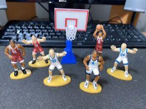 Wilton Basketball Team Cake Topper 7 pcs Set New