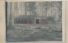 AK, Foto, Wachablösung im Bärenstall in Flandern , 1916; 5026-40