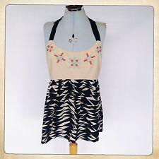 Hip Length Cotton Tops & Shirts Halterneck NEXT for Women