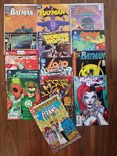 Vintage Lot of 26 Comic Books Dc Marve