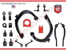 18PC Suspension Kit Control Arm Ball Joint Tie Rod for 2002-2003 Chevrolet GMC