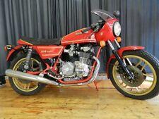 Benelli 504 Sport Oldtimer Motorrad von 1979 österr. Einzelgenehmigung