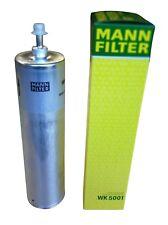 MANN-FILTER KRAFTSTOFFFILTER DIESELFILTER BMW 3-ER E90 E91 E92 E93 BJ 04-10