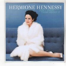 (FN782) Hermione Hennessy, Don't Even Think About It - 2011 DJ CD