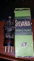 VINTAGE CORONADO 75 TUBE, NOS WITHOUT THE ORG. BOX. TESTED STRONG