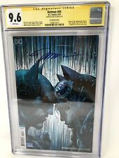 Batman #50 CGC SS Jim Lee Variant Signed By Jim Lee 9.6