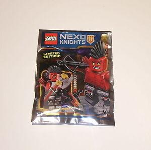 LEGO Nexo Knights - Flammenwerfer Limited Edition Neu & OVP