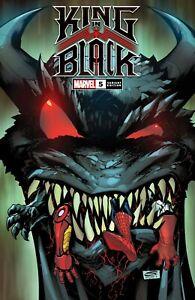 KING IN BLACK #5 1:50 SANDOVAL DRAGON VARIANT MARVEL COMICS 2021 EB112