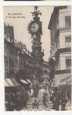France, Amiens, L'Horoge Dewailly Postcard, B275
