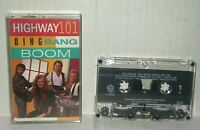 Highway 101 Bing Bam Boom Cassette Tape Vintage Warner Brothers W4 26588